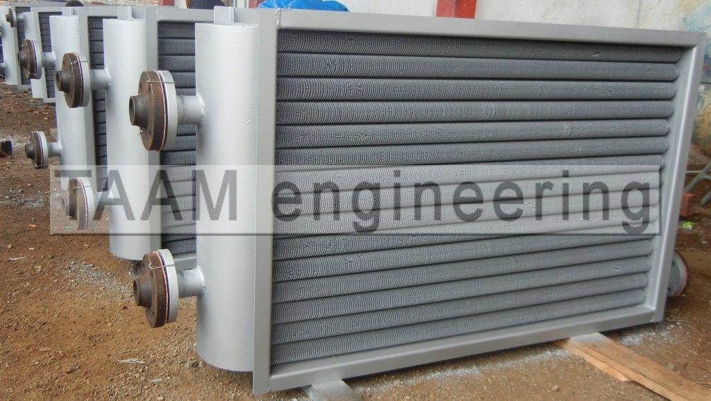 air heater manufacturers - steam air heaters, thermic fluid air ...